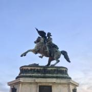 Erzherzog Karl oder Prinz Eugen