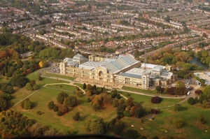 Alexandra Palace From Air 2009